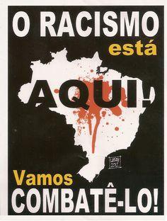 21-mar-2013 - Dia Internacional de Combate à Discriminação Racial