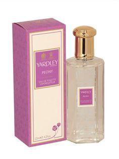 Yardley peony edt spray 125ml Body Spray, Peony, Health And Beauty, Perfume Bottles, Fragrance, Soap, London, Beautiful, Peonies