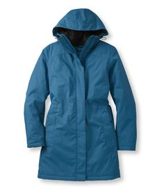 LL Bean Winter Warmer Coat - Every year I say I'll get it in black before they sell our but never do