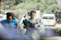 A Stunning Modern Traditional Wedding