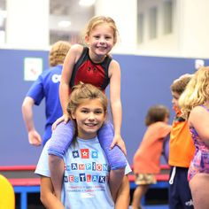 Summer camps are coming soon! I know you're as excited as we are! Have you registered yet?   http://www.championswestlake.com/summer-camps/  #ChampionsWestlake #TyroRecreationalGymnastics #gymnastics