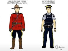 Canadian Law, Canadian Things, Kids Uniforms, Police Uniforms, Meanwhile In Canada, O Canada, America And Canada, True North, Hot Spots