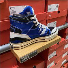 Retail Merchandising, Store Fixtures, Overlays, Shelf, Footwear, Sneakers, Tennis, Shelving
