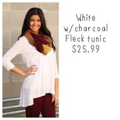 Tunic + leggings #tunicsandleggings #tunic #leggings #scarf #shop #newarrival #shopbellame