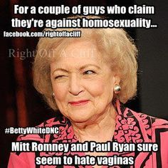 this is why Betty White is the best