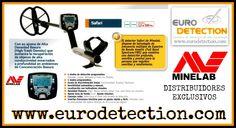 ¡¡Detector de Metales Minelab Safari en http://www.eurodetection.com/55-detector-de-metales-minelab-safari.html!! #MinelabSafari #Minelab #DetectorMetal #Hobby