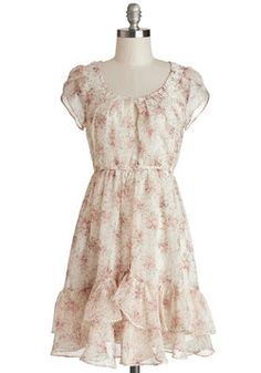 Thank You Airy Much Dress, #ModCloth  >> the other modcloth I picked out - Yay! I did it, got two