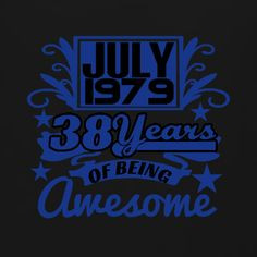 Awesome Birthday T Shirt Design