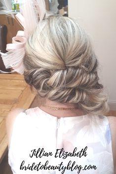 mother of the bride hair, wedding hair, bridal hair Hair Wedding, Bridal Hair, Mother Of The Bride Hair, Bride Hairstyles, Your Hair, Long Hair Styles, Beauty, Hairstyles For Brides, Bridal Hairstyles