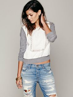 Candela Embroidered Sweatshirt http://www.freepeople.co.uk/whats-new/embroidered-pullover/