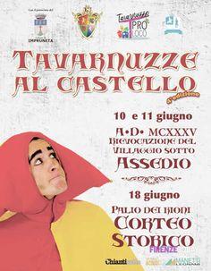 Italia Medievale: Tavarnuzze al Castello, IV edizione