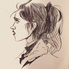 Nance. (Nancy Wheeler, Stranger Things)