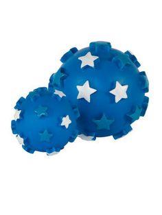 Star Vinyl Ball at Trixan Pet Australia #dog #pet #toys