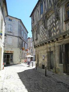 Cognac, France / Famous for its Cognac Hennessy Brandy.