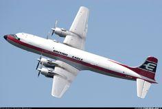 Douglas DC-6A(C) aircraft picture