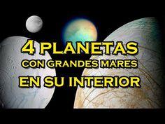 Europa, Dione, Titán y Encélado ocultan mares en su interior   VM Granmisterio - YouTube