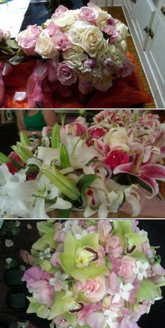 If you want budget-friendly wedding flower arrangements, get in touch with local florist Lucille Conforti. She specializes in creating bridal bouquets and other wedding decors.