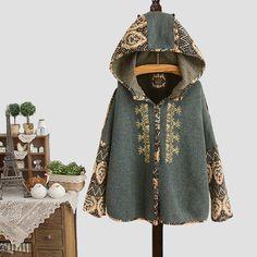 chamarras hoodie jaqueta jeans winter ethnic chaqueta militar mujer denim woman s long giacca donna cardigan vintage coat jacket