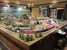 Visit to MTH Showroom/HQ Today | O Gauge Railroading On Line Forum