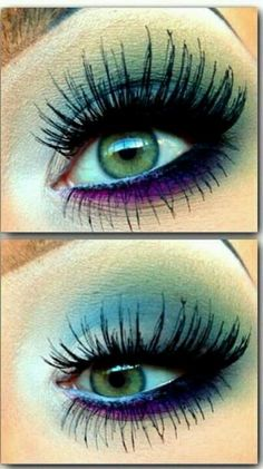love the colors eye makeup