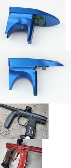 Other Marker Parts and Accs 36285: Nummech Foregrip Extender For Invert Empire Mini And Axe (Blue Gloss) - New -> BUY IT NOW ONLY: $39.99 on eBay!