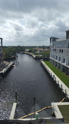 Stunning views from Koi Residences & Marina.