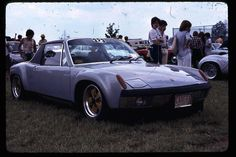 Porsche 914-6.  (Click on photo for high-res. image.)