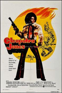 CLEOPATRA JONES 1973 blaxploitation