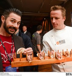 NYCWFF New York City Wine & Food Festival 2013 #DestinationVacation - Daily Dish with Foodie Friends Friday