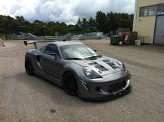 2001 toyota mr-2 spyder engine customization body parts - Google Search