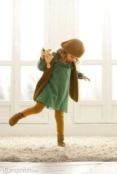 This is so piper! Adorable little girls style!