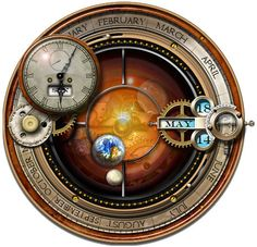 Steampunk Your Windows Desktop