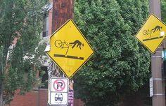 Two wheels are better than one - Location: Taken in Portland, Oregon