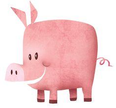 It's a piggy.