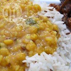 Gelbe Erbsen auf indische Art (Dhal) @ de.allrecipes.com