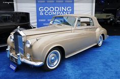 1957Rolls-Royce Phantom III | 1962 Rolls-Royce Silver Cloud II auction sales and data.