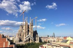 Barcelona eBike Tour with Skip-the-Line Access to Sagrada Familia