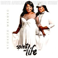 NTOKOZO MBAMBO - Spirit and Life Live - South African Double Gospel CD *New*