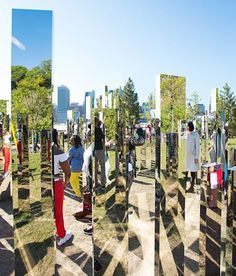 Please Touch the Art - Jeppe Hein