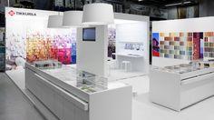 Tikkurila Retail Concept | Pentagon Design
