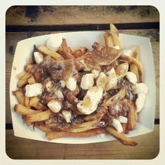 Poutine from Potato Champion is the reason I make a trip to Portland every 6 months or so