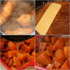 Deep South Dish: Southern Candied Yams (Sweet Potatoes) I am so ready to make these! Yum!