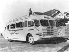 1937 Ford Greyhound Bus ★。☆。JpM ENTERTAINMENT ☆。★。