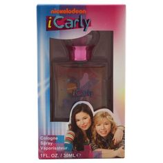 Nickelodeon Icarly Women's 1-ounce Cologne Spray by Nickelodeon