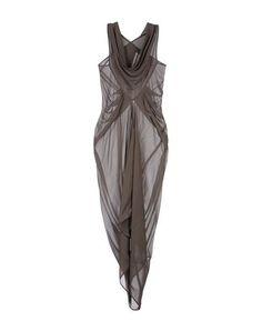 Rick Owens Long Dress.  Gorgeous.