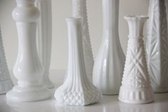 Vintage Vases, Bottles, Containers, Vintage Rentals NY