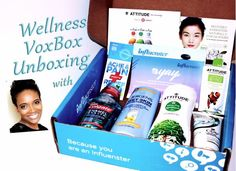 Watch the Wellness VoxBox Unboxing at Selena Thinking Out Loud here: http://www.selenathinkingoutloud.com/2015/08/influenster-wellness-voxbox-unboxing.html @Influenster