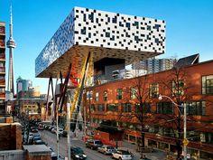 Sharp Centre for Design, Toronto; by Alsop Sparch (2004)