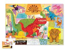 Michael Slack's Dinosaur Line For Crocodile Creek