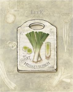 Leeks (Lisa Audit)